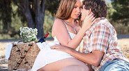 Beautiful Maddy Oreilly gets sensually fucked after the proposal