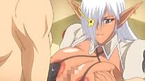 Elf hentai ghetto with bigboobs tittyfucking