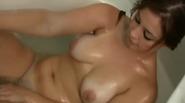 Big Tits Samantha Bathing Naked Inside Her Bathtub