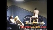 Homemade swingers sex party