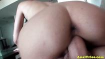 Anal sex loving amateur pov dick fucking