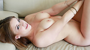 Oh Delilah Blue is fucking hot as fuck with her pussy dripping with cum
